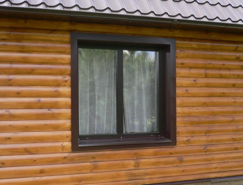 Окна откосы отливы своими руками