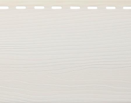 Вспененный сайдинг Альта-Борд - белый