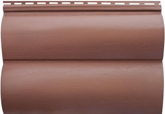 Block House Красно-коричневый