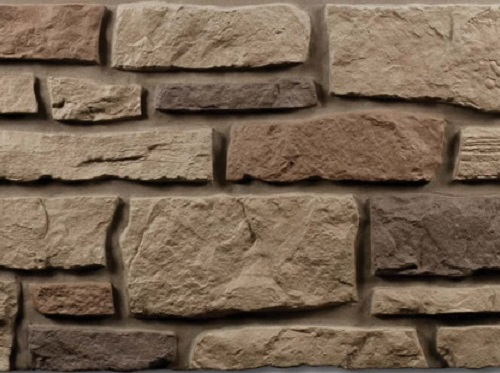 Nailite creek ledgestone rocky mountain clay