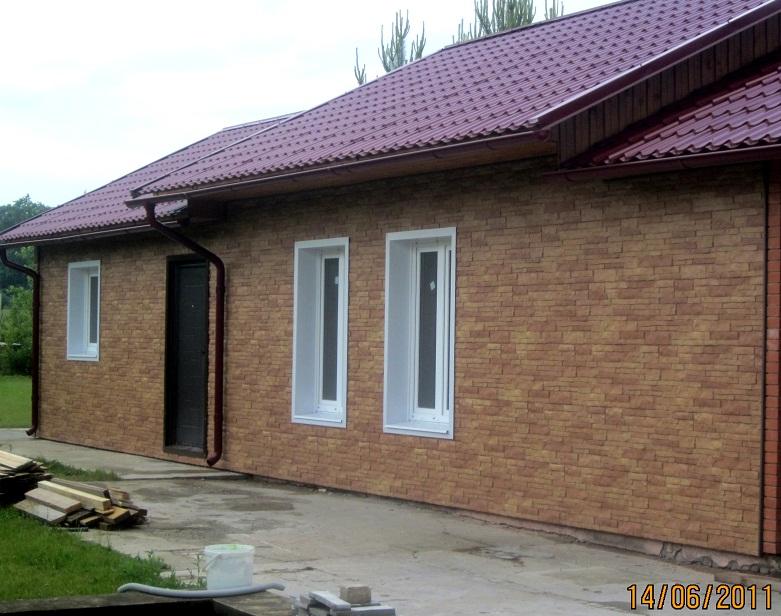 без преувеличения фото одноэтажных домов отделаных ханьей что они