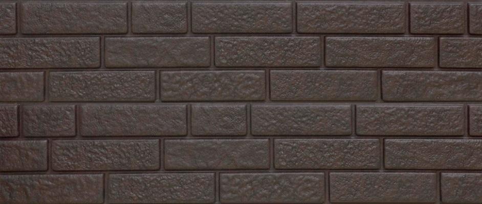 Ю-Пласт Стоун Хаус - кирпич коричневый